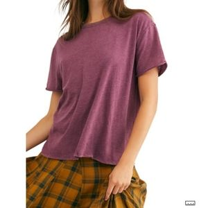 Free People We The Free Clarity Ringer Tee